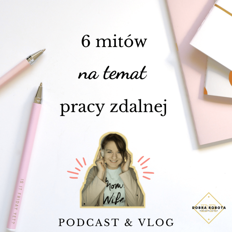 Read more about the article 6 mitów na temat pracy zdalnej